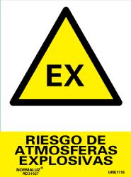 desfibriladores en zonas ATEX