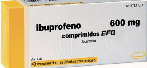 Abusar del ibuprofeno