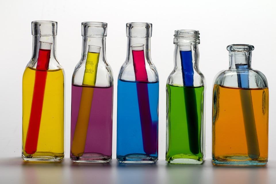 productos químicos tóxicos