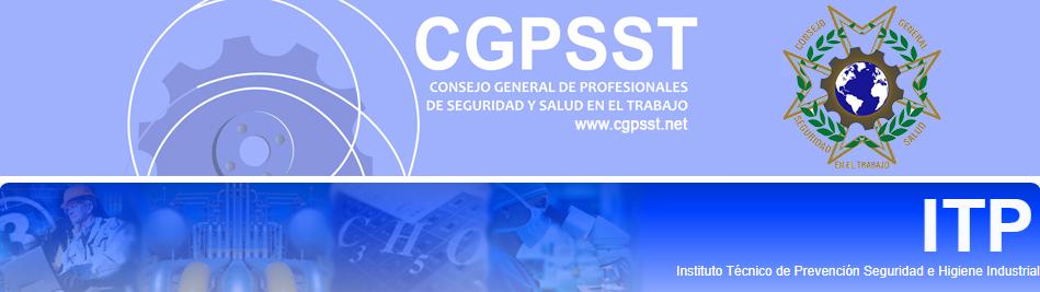 ii congreso del cgpsst