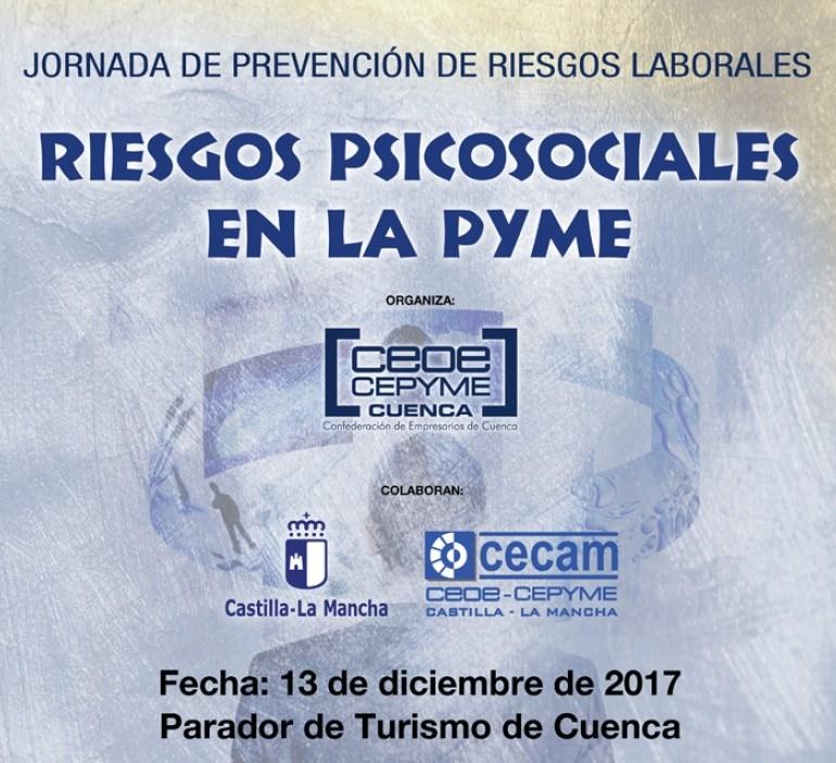 Riesgos psicosociales en la Pyme